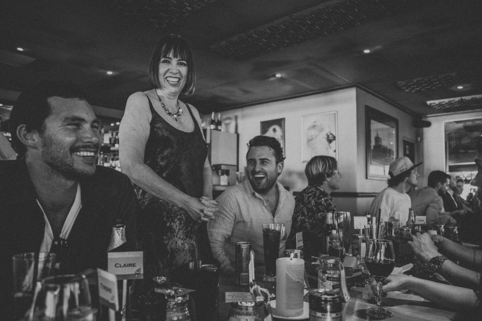 Photographer takes photos at own wedding - Cape Town