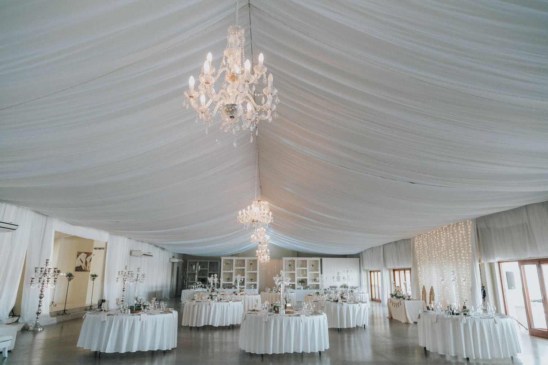 Eensgezind wedding venue - Durbanville
