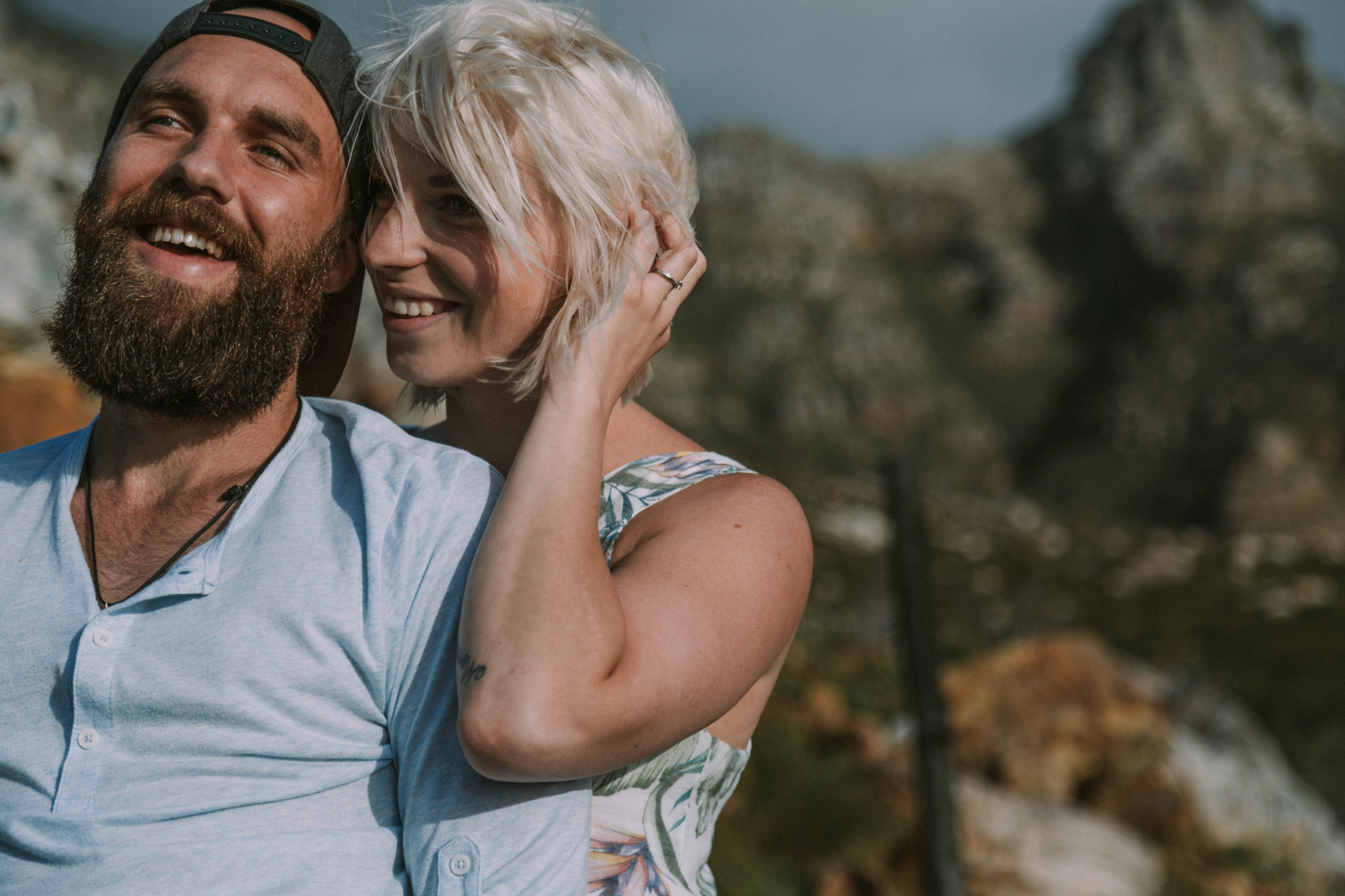 couples photo shoot in cape town