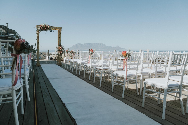 Table Mountain Wedding Photos