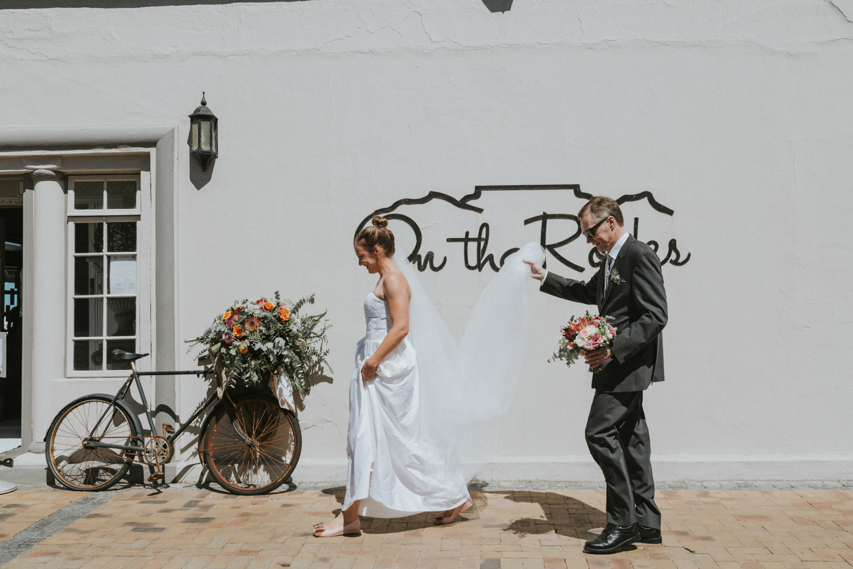 On the Rocks Blouberg Wedding