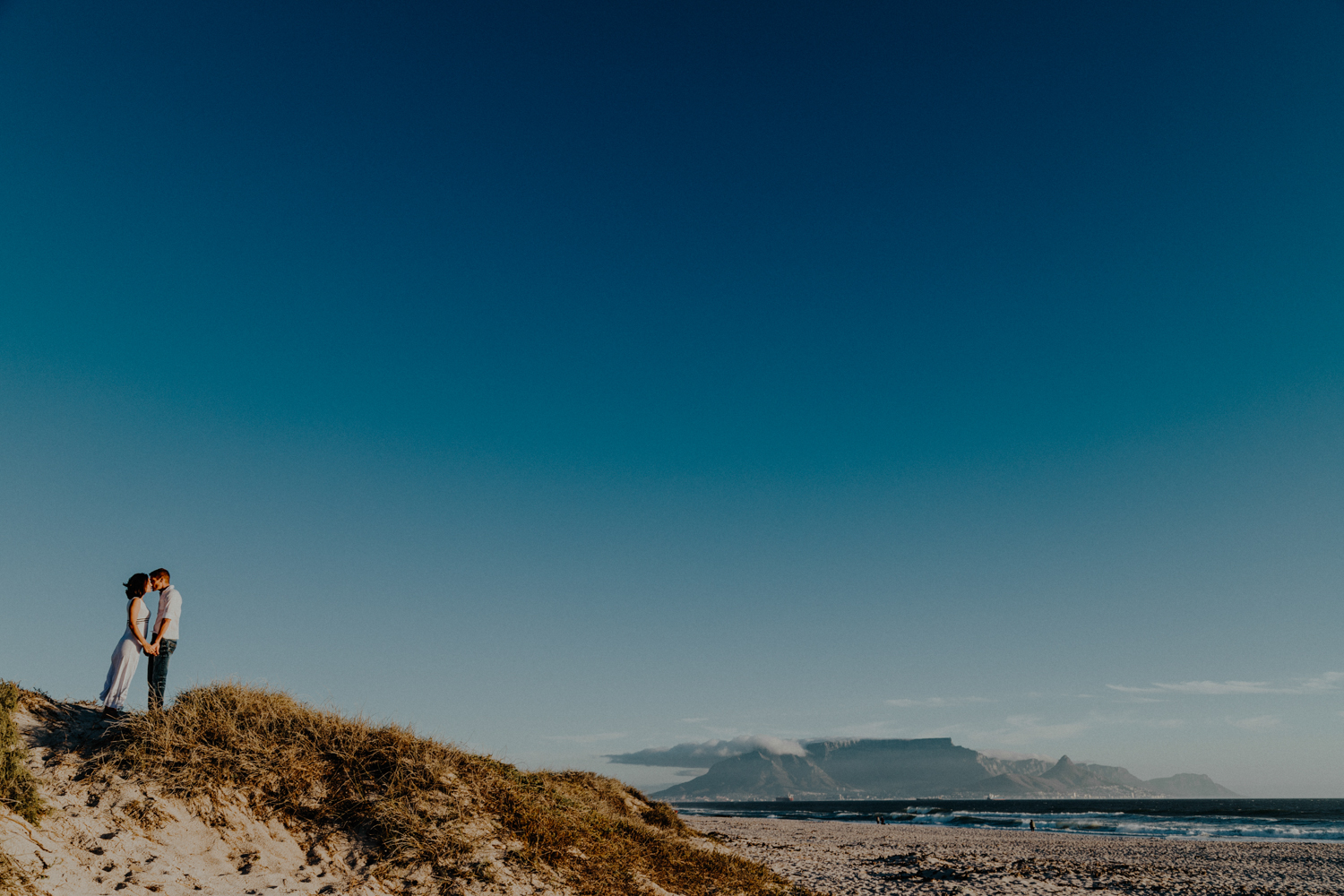 couples photo shoot in blouberg