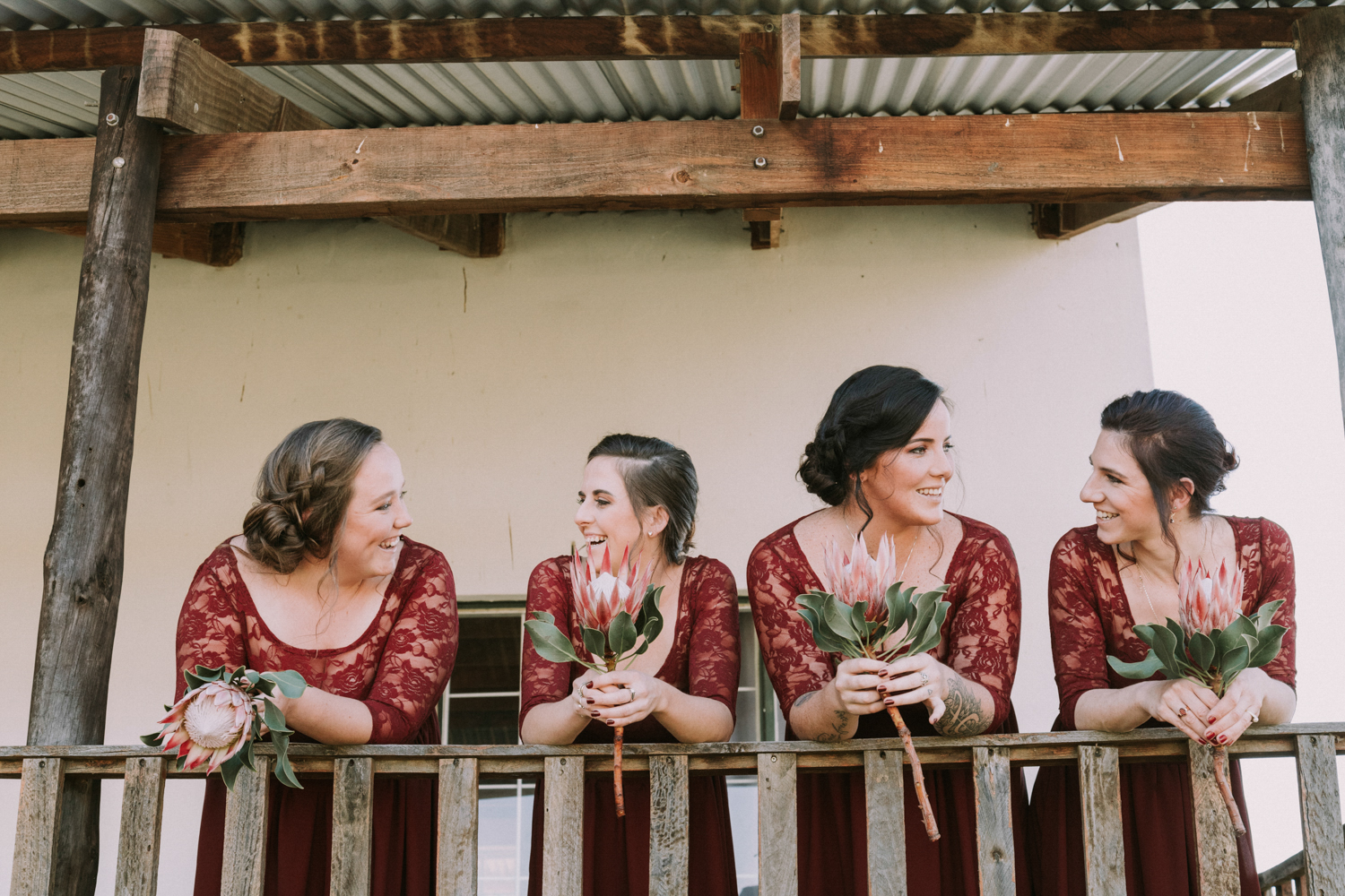 Rustic Chic Wedding Cape Town