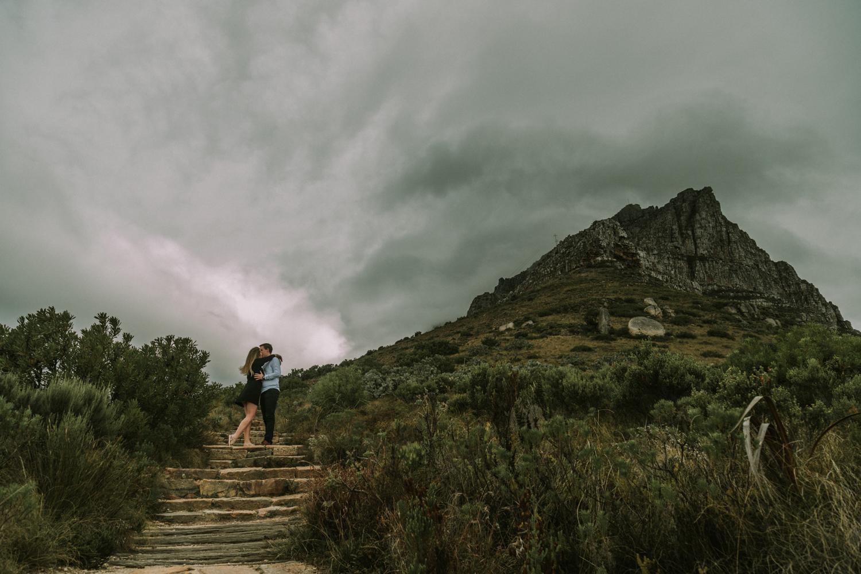 Table Mountain Hike Engagement Shoot - Bianca Asher Photography-1.jpg