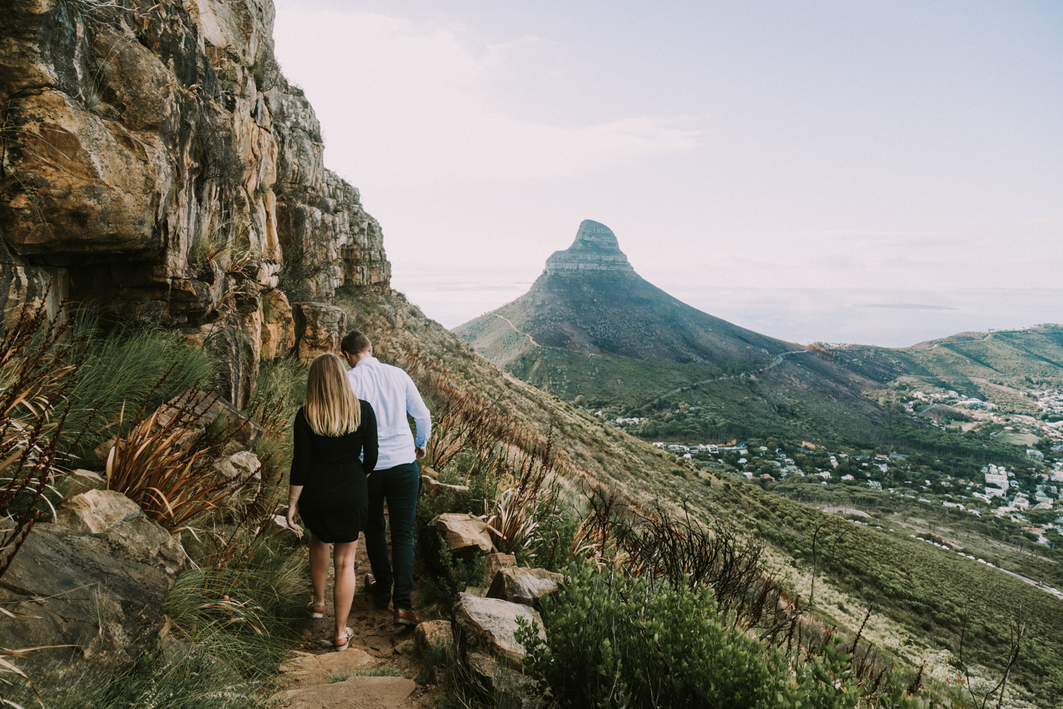 Table Mountain Hike Engagement Shoot - Bianca Asher Photography-5.jpg