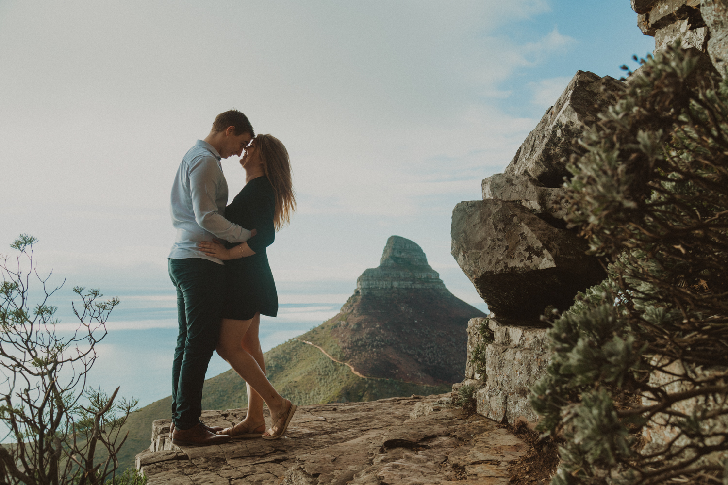 Table Mountain Hike Engagement Shoot - Bianca Asher Photography-10.jpg