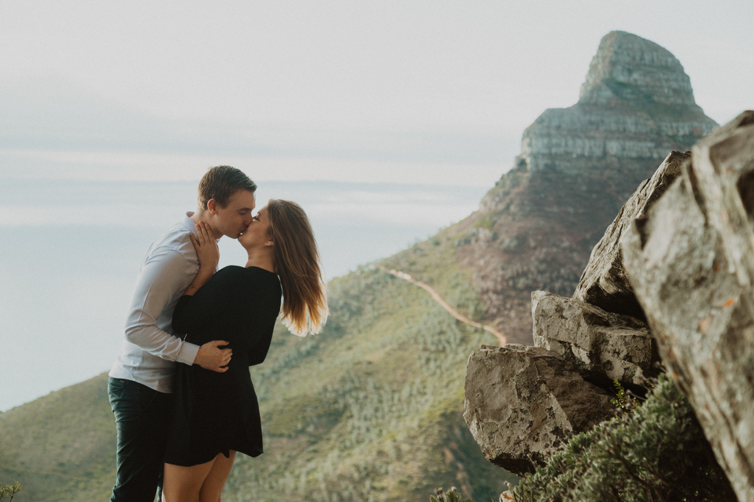 Table Mountain Hike Engagement Shoot - Bianca Asher Photography-11.jpg