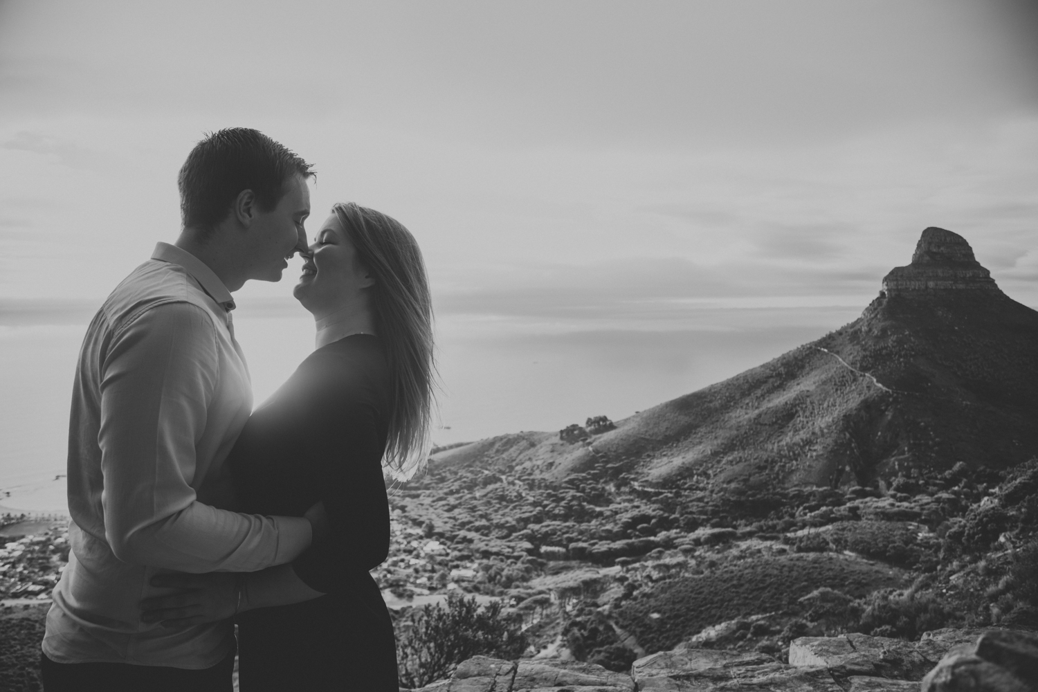 Table Mountain Hike Engagement Shoot - Bianca Asher Photography-13.jpg