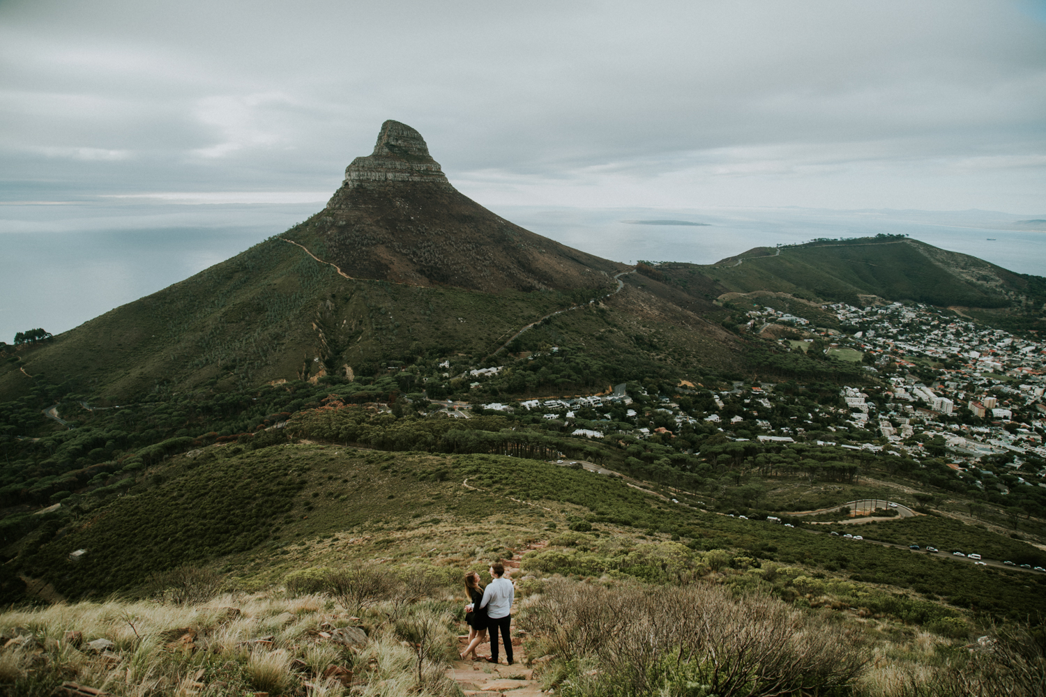 Table Mountain Hike Engagement Shoot - Bianca Asher Photography-17.jpg