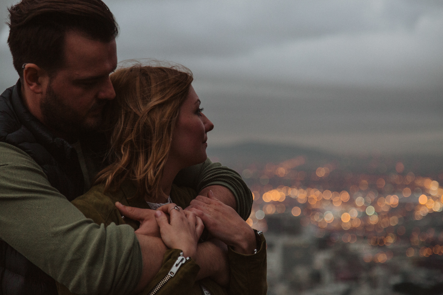 engagement photography cape town