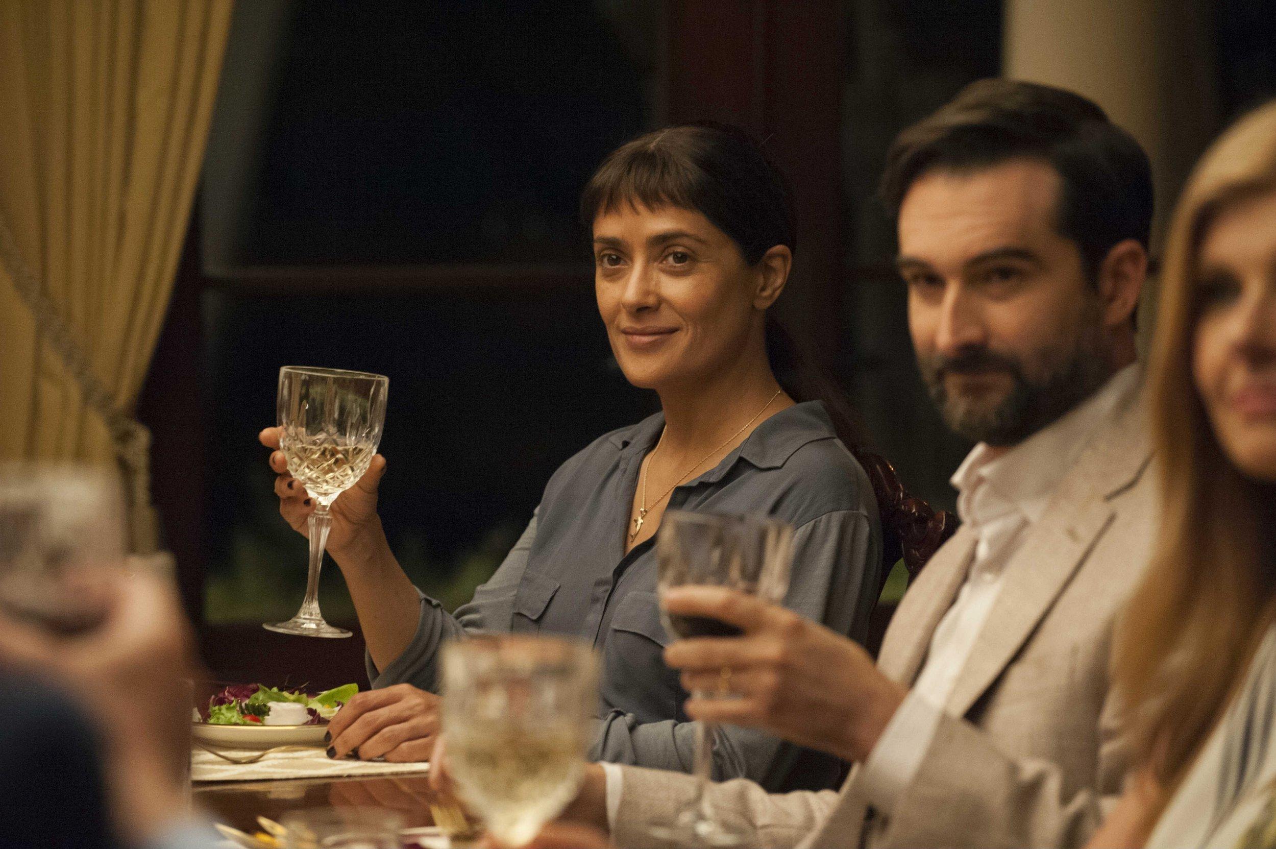 BEATRIZ AT DINNER - By Stella Lyons