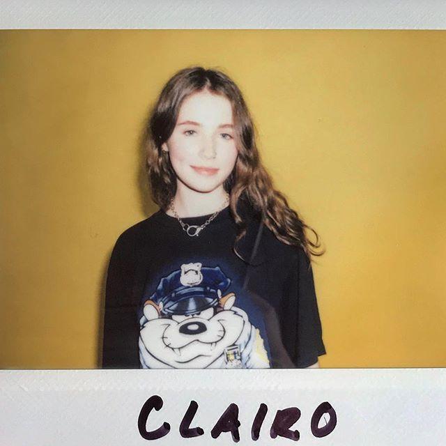 Clairo, Image via The Rabbit Society