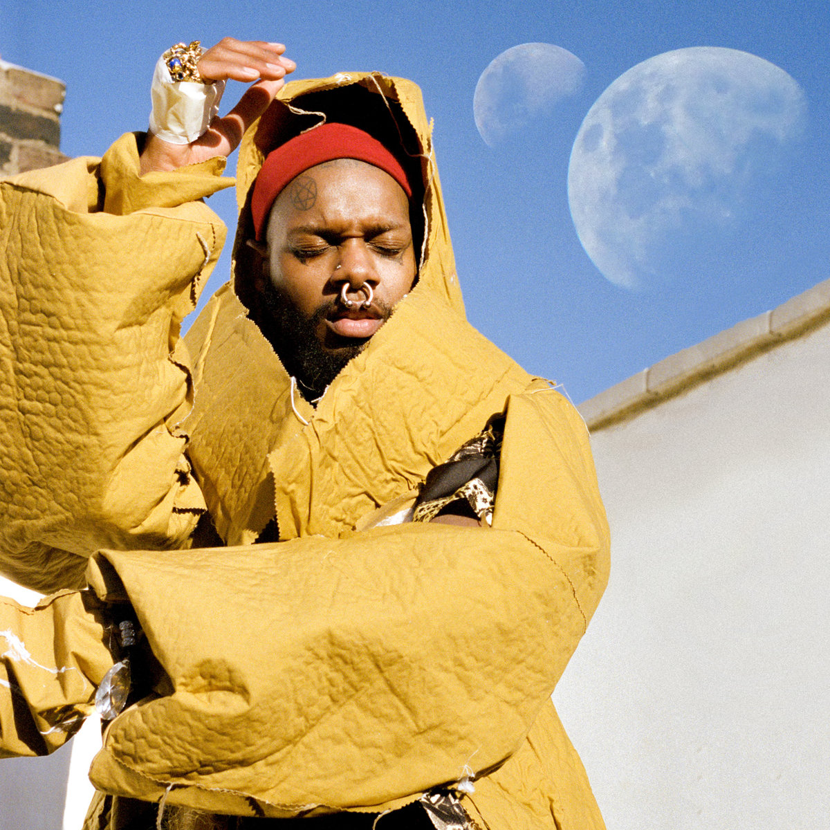 Album cover for  soil  by serpentwithfeet. Image via serpentwithfeet Bandcamp