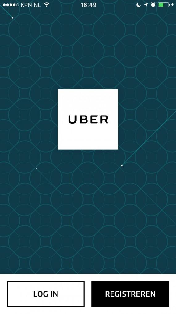App introductie tips Uber