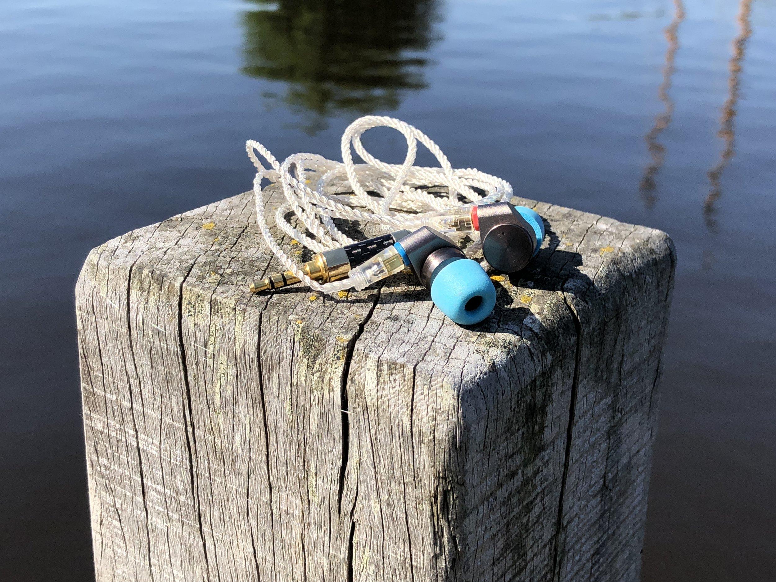 Beste earphones 50 euro Tin Audio T2