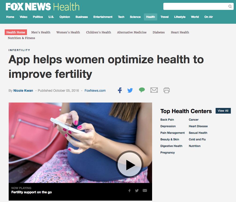 Fox News Health (video)