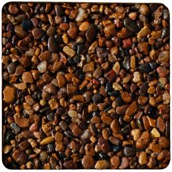 Chocolate / Multi-Color Flint