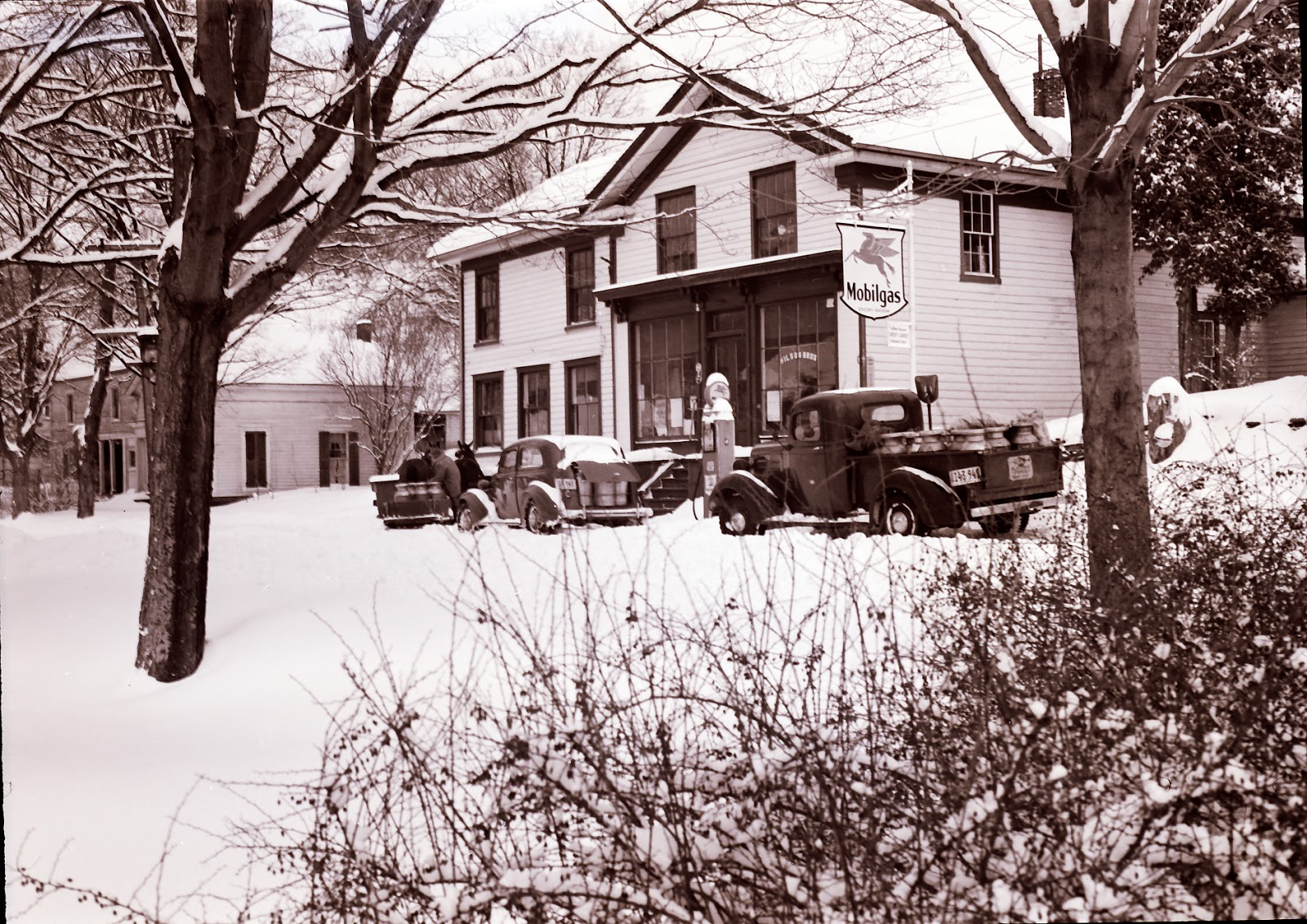 Hilson's Store, 1940s