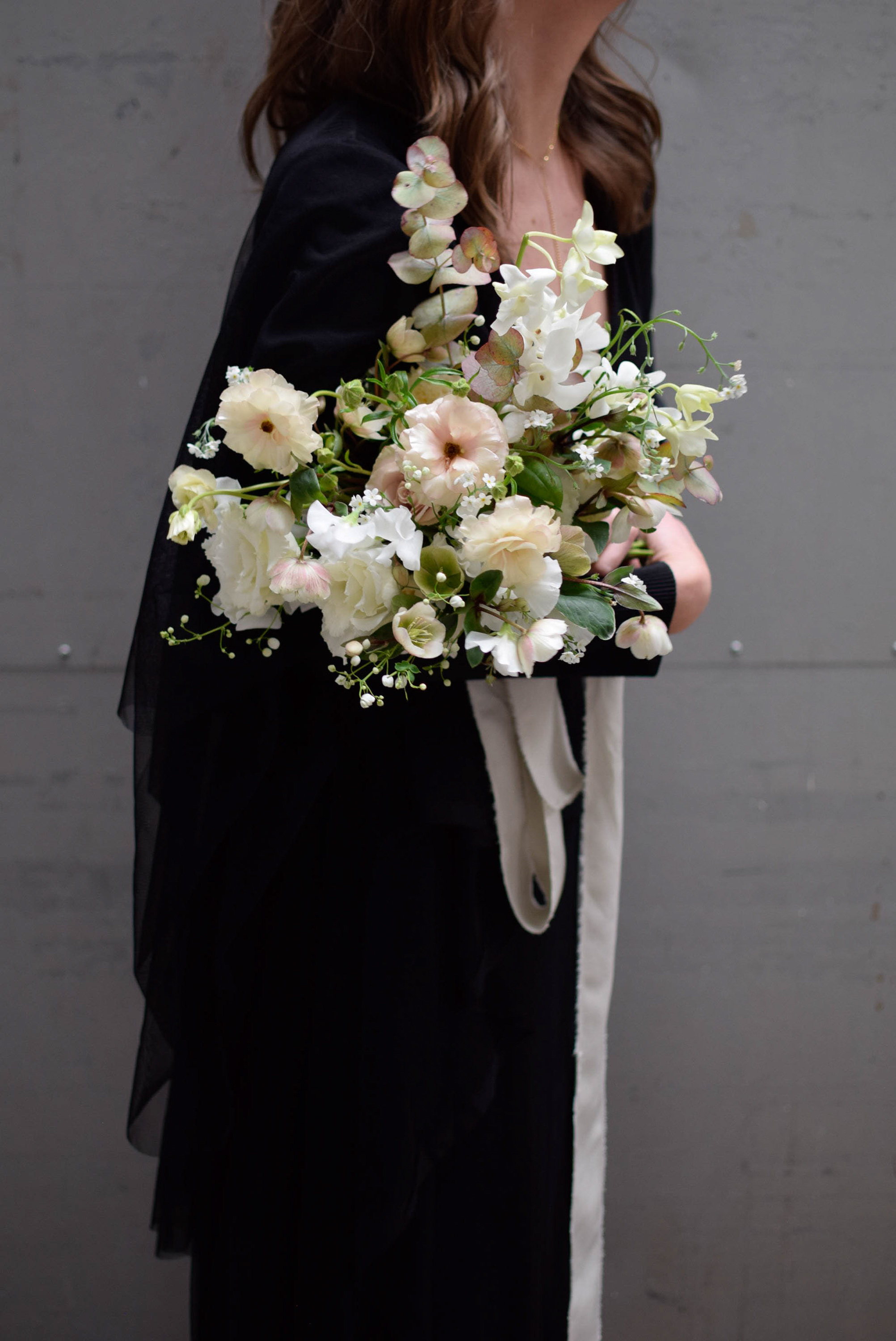 London wedding floristry