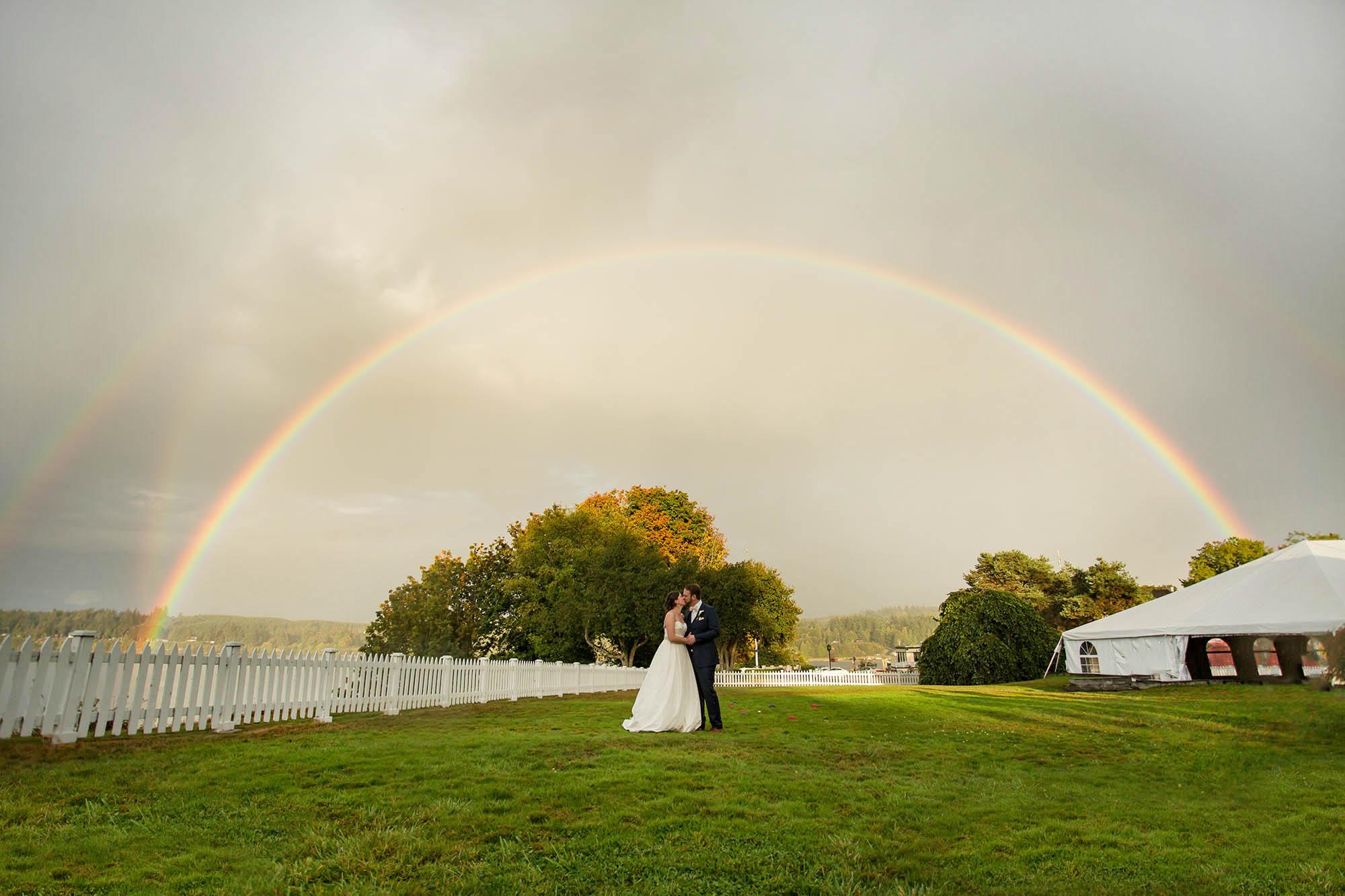 Entwined Weddings Seattle Church wedding photographer
