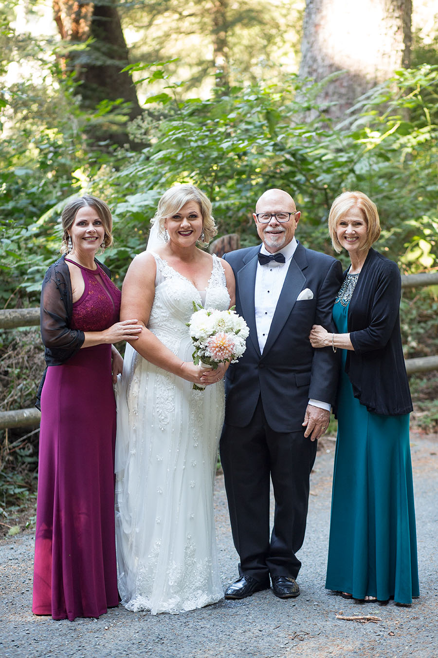 Hall at Fauntleroy West Seattle Wedding Photographer