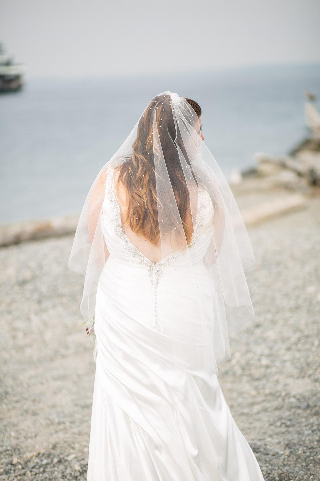 Seattle Beach Wedding photography Rosehill community center