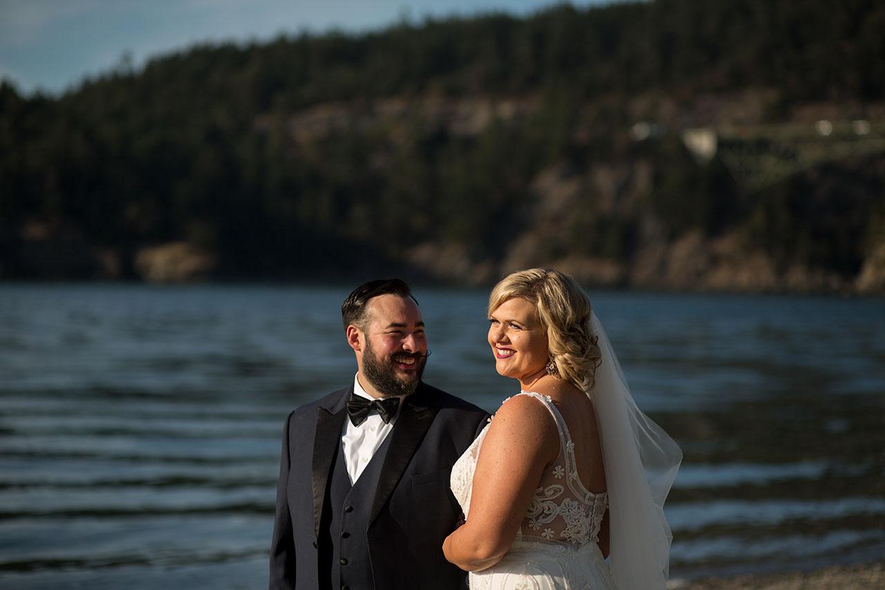 Deception Pass State Park Elopement PNW Seattle Wedding Photogra