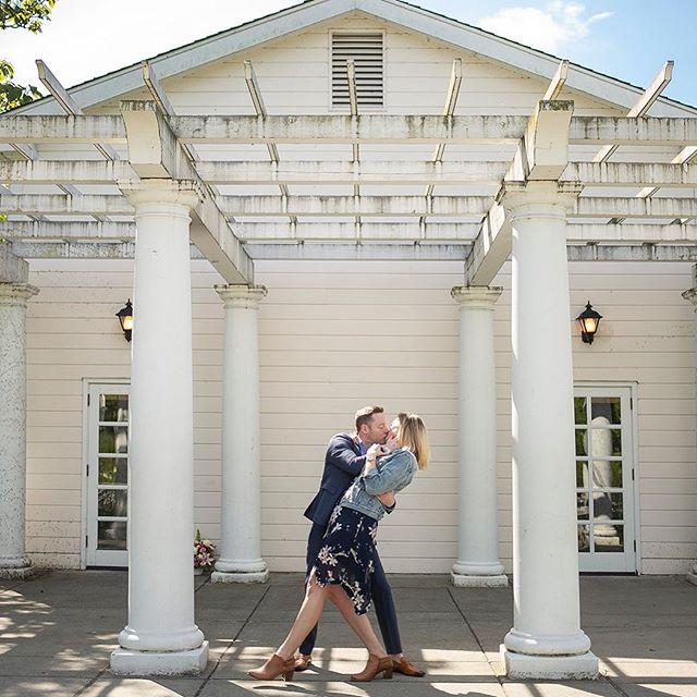 Beauty, symmetry, sunshine ☀️ . . . . #seattlephotographer #seattleweddingphotographer #weddingphotography #engaged #engagedinseattle #seattlewedding #seattlebride