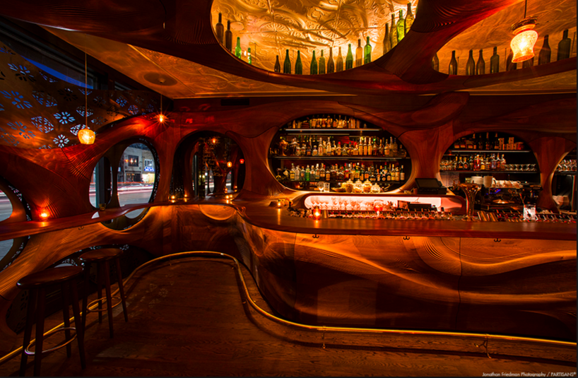 Raval Best-Designed Toronto Restaurant