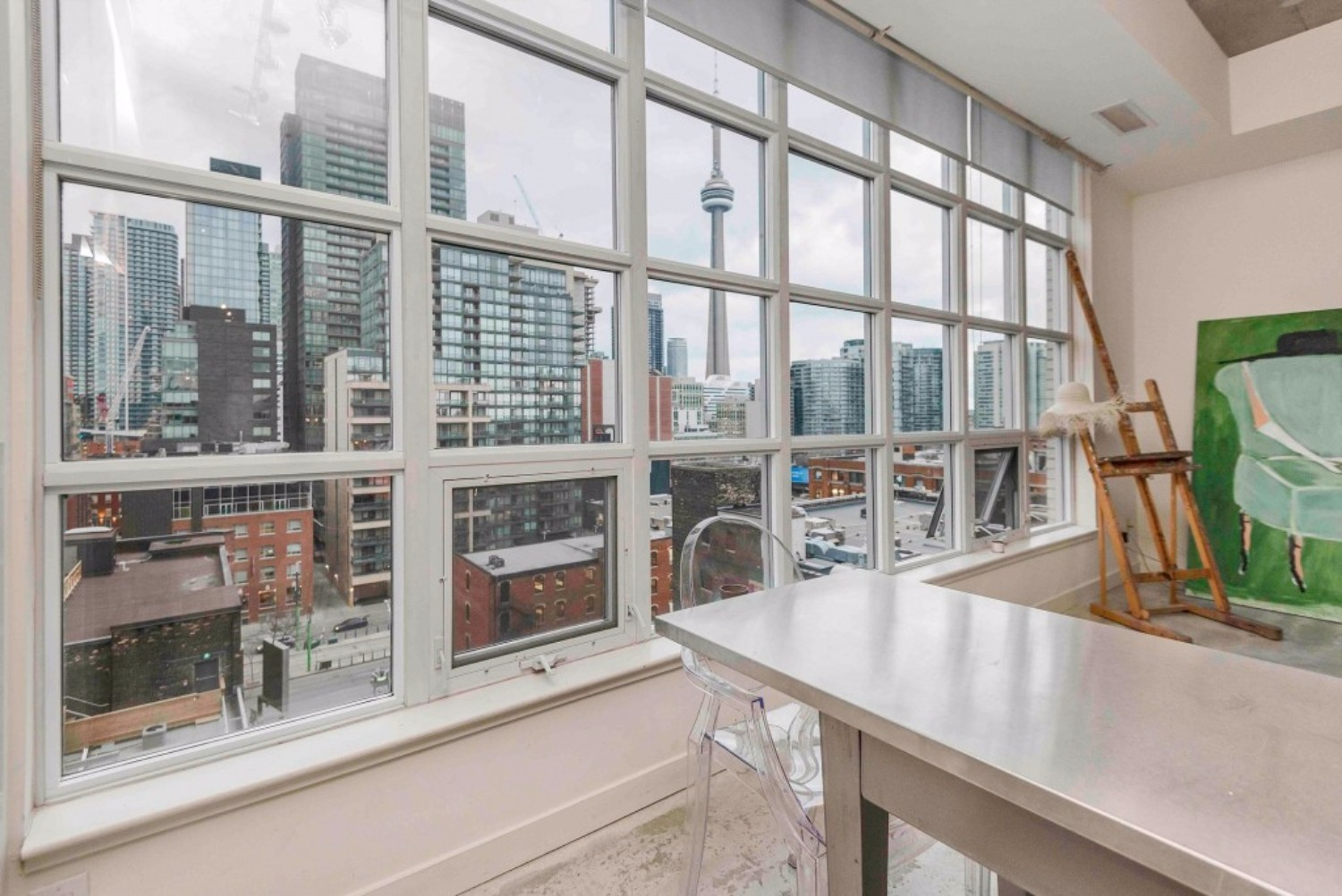 short term furnished rentals toronto downtown windows