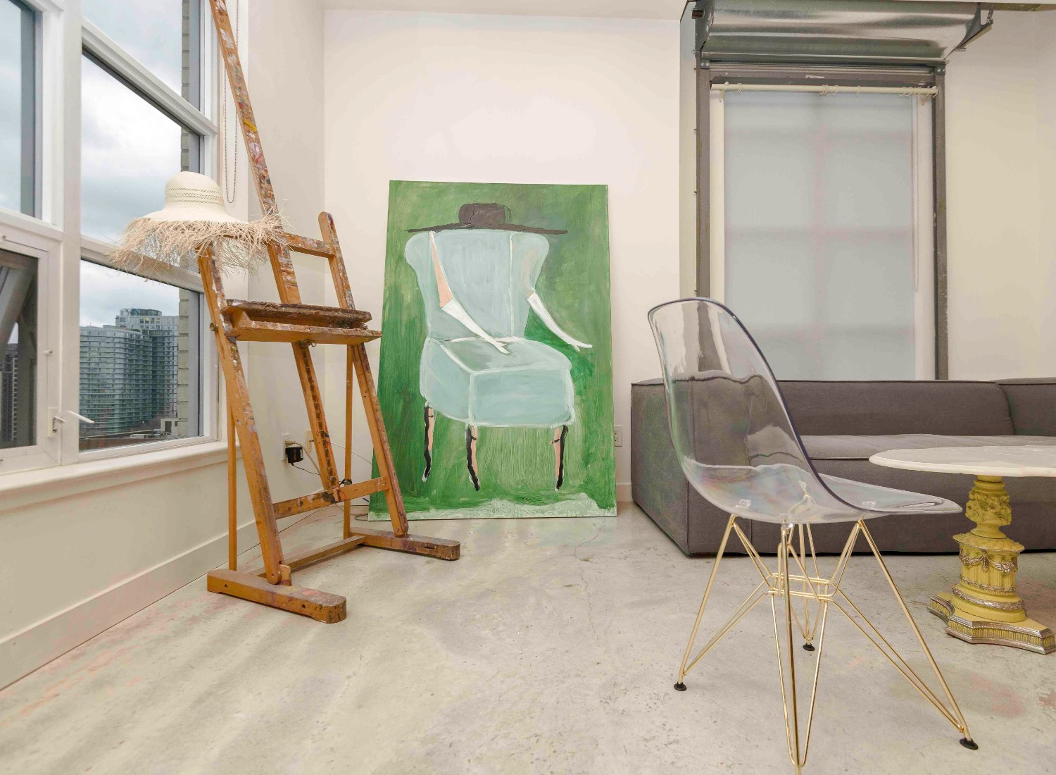 short term furnished rentals toronto downtown art window condo