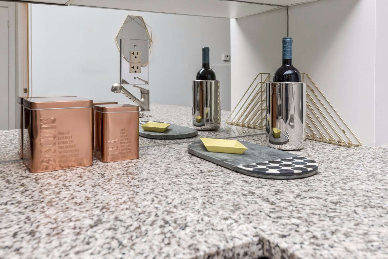 Yorkville Grand Condo - Granite Counter