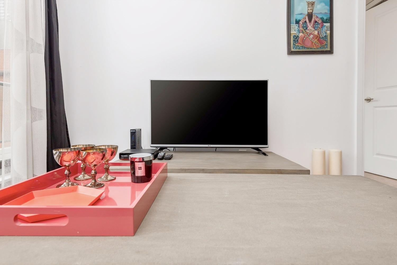 Yorkville Grand Condo - TV Table