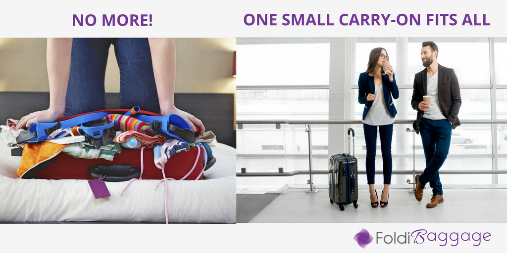 Robot to pack your suitcase!