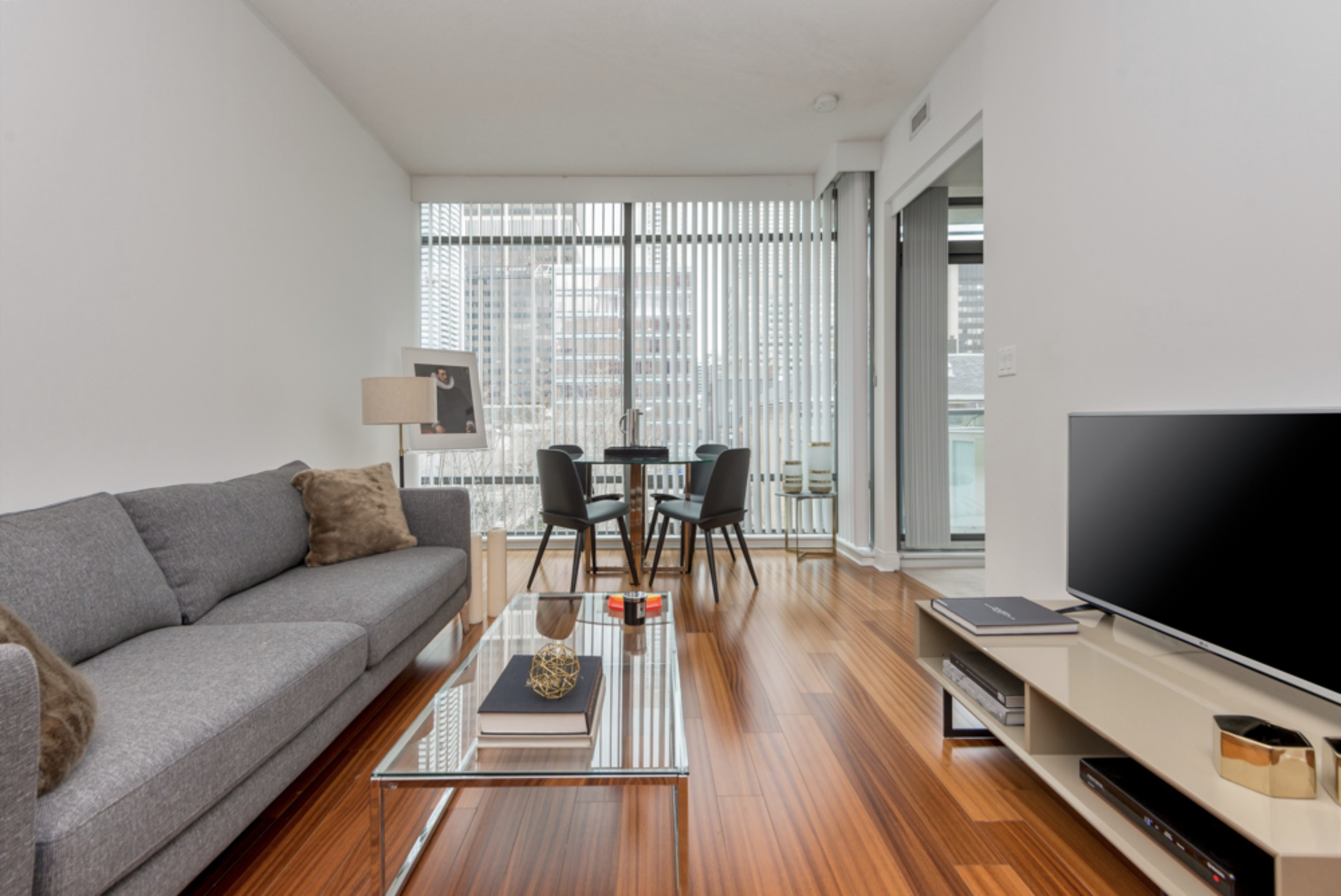 furnished rental toronto