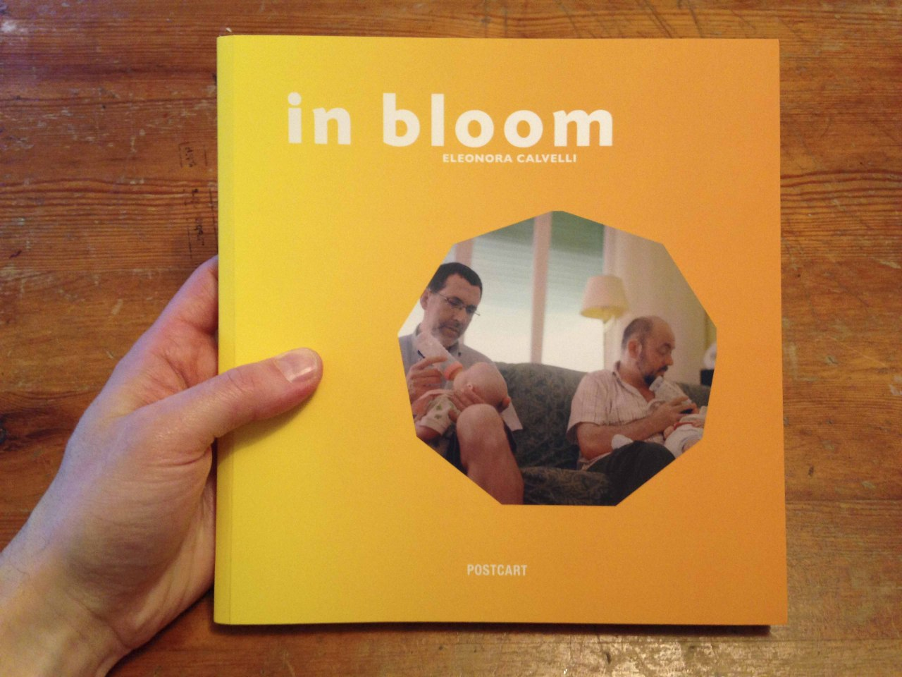 In Bloom has arrived safely…