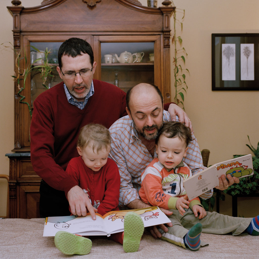 Paolo and Moren got married in Montreal in 2008. They have twins born in Canada through a Surrogacy agreement.
