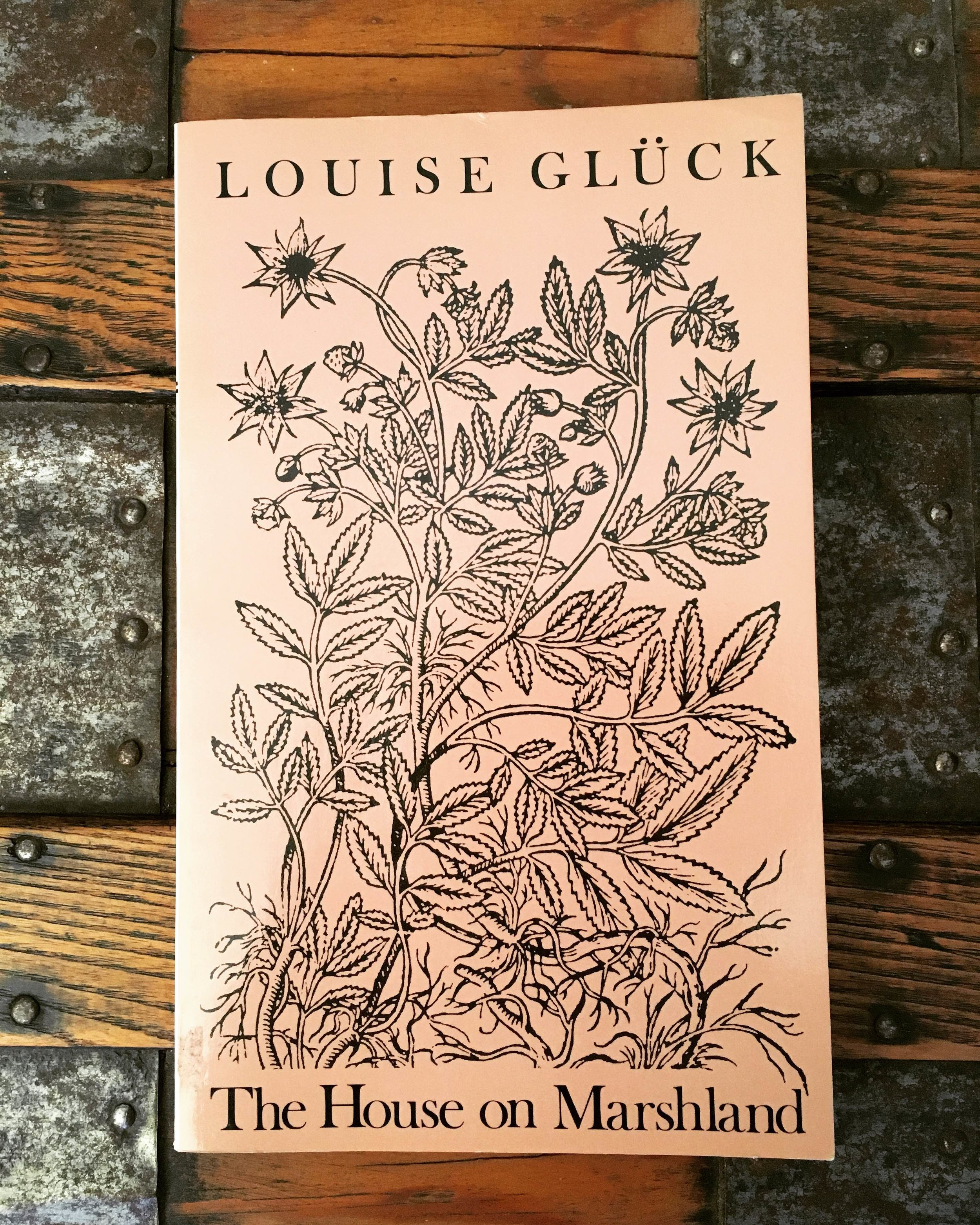 Louise Gluck The House On Marshland Book Of Poetry Review Calynn Writes