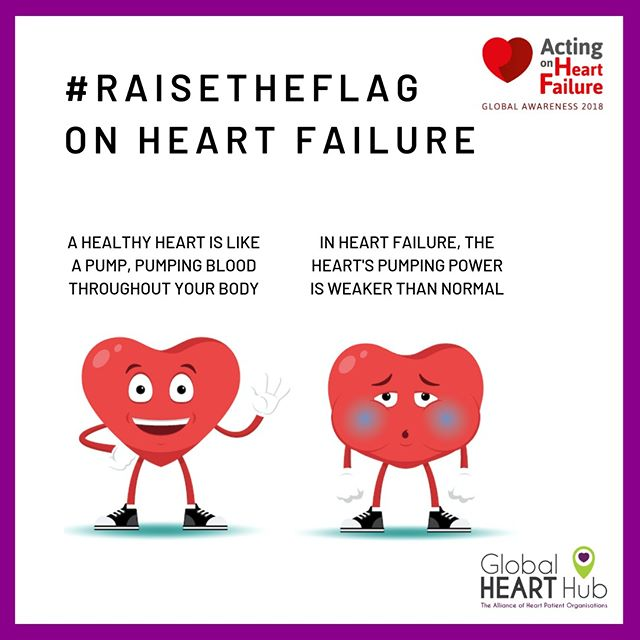 It's time to #RaisetheFlag  Today and for the next 2 Fridays in May, let's #RaisetheFlag and help highlight the signs and symptoms of heart failure.  If you are experiencing any symptoms of heart failure, take action and talk to a healthcare professional. For more info on the signs and symptoms of #heartfailure visit the @GlobalHeartHub website: www.globalhearthub.org/raisetheflag | #raisetheflag #heartlifecanada
