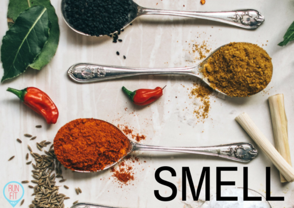 Aromas can bring about a sense of wellbeing and elicit happy memories from holidays past.