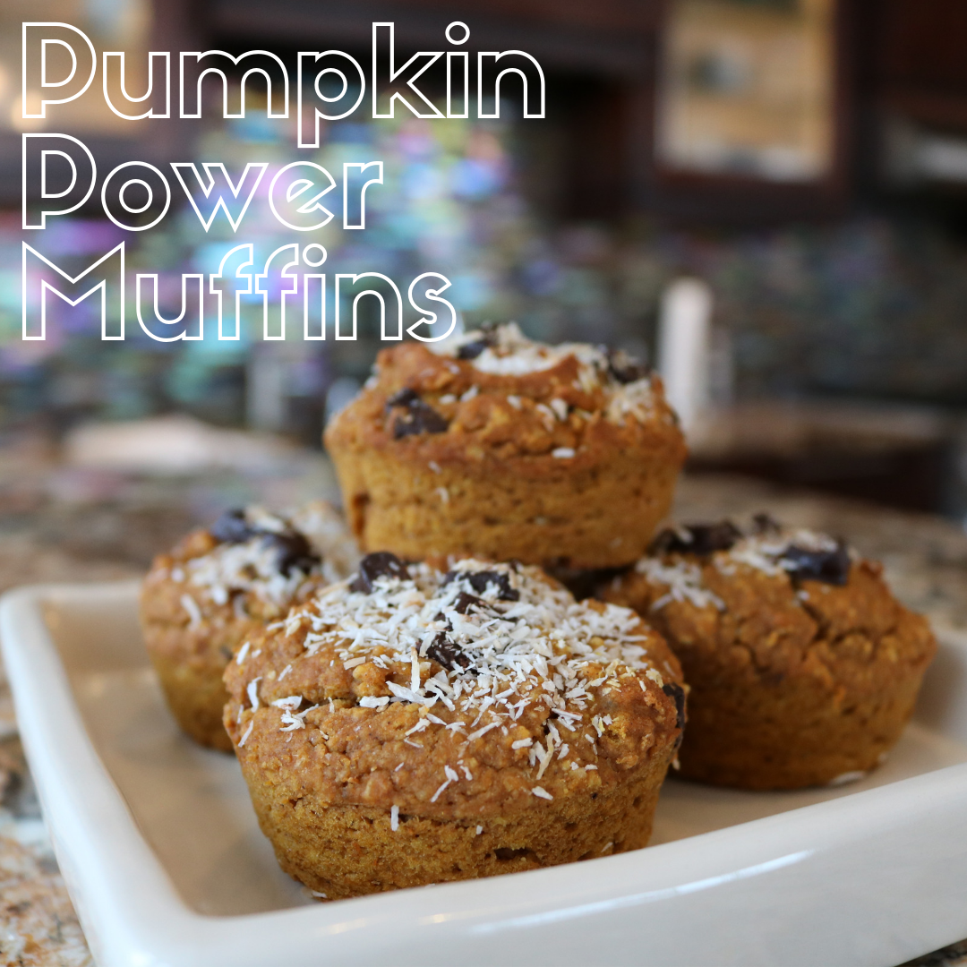 Runfit Mke Pumpkin Power Muffins