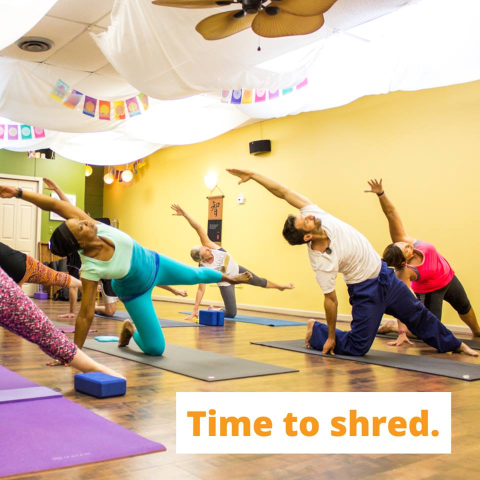 The Yoga Teacher Training program at Strongheart Yoga is closely tailored to each cohort to match our trainees' needs.