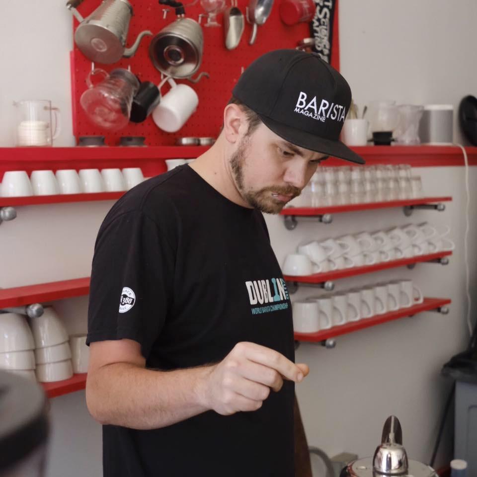 Samuel Brown   Pilcrow Coffee Roasters – Milwaukee, WI