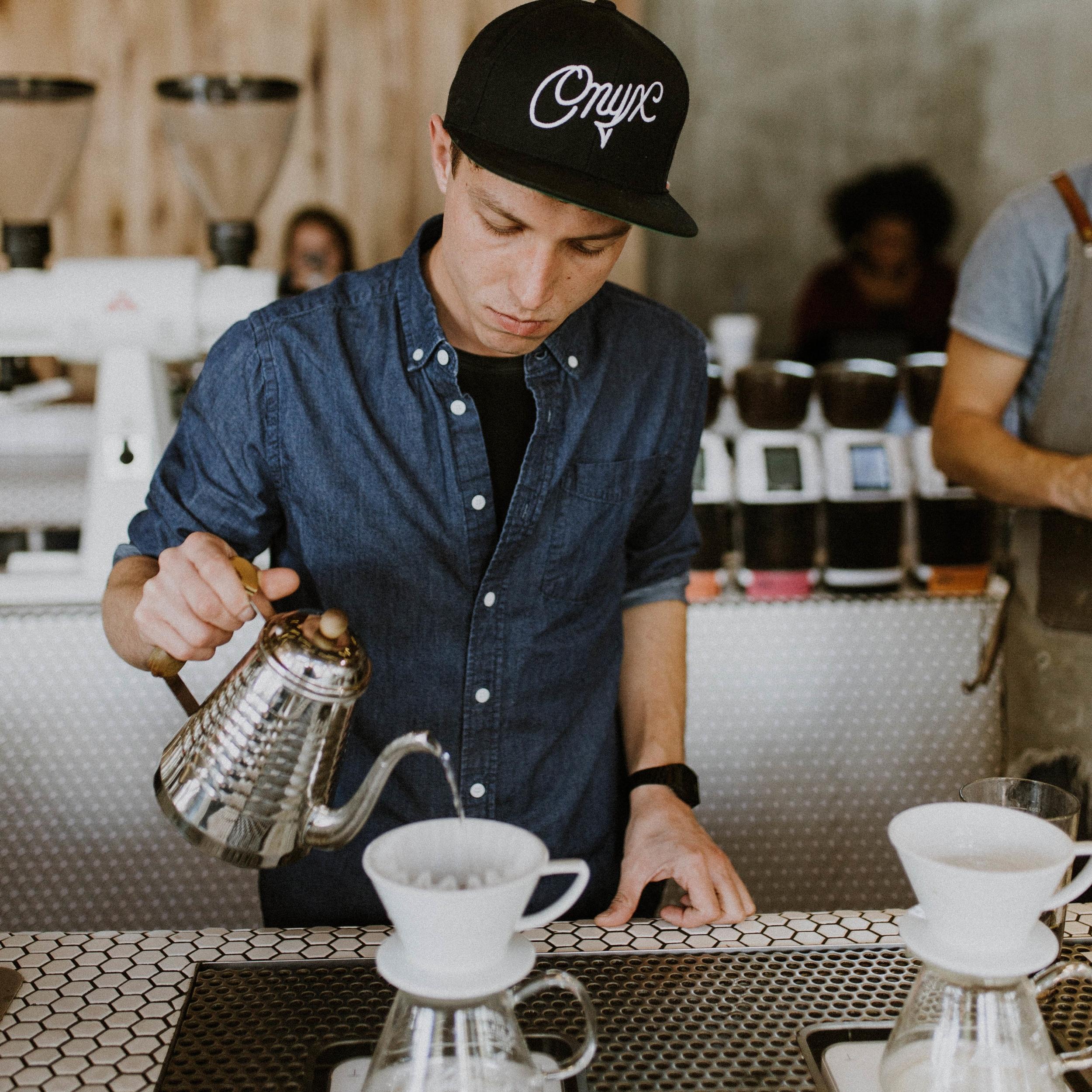 Dylan Siemens   Onyx Coffee Lab – Springdale, AR