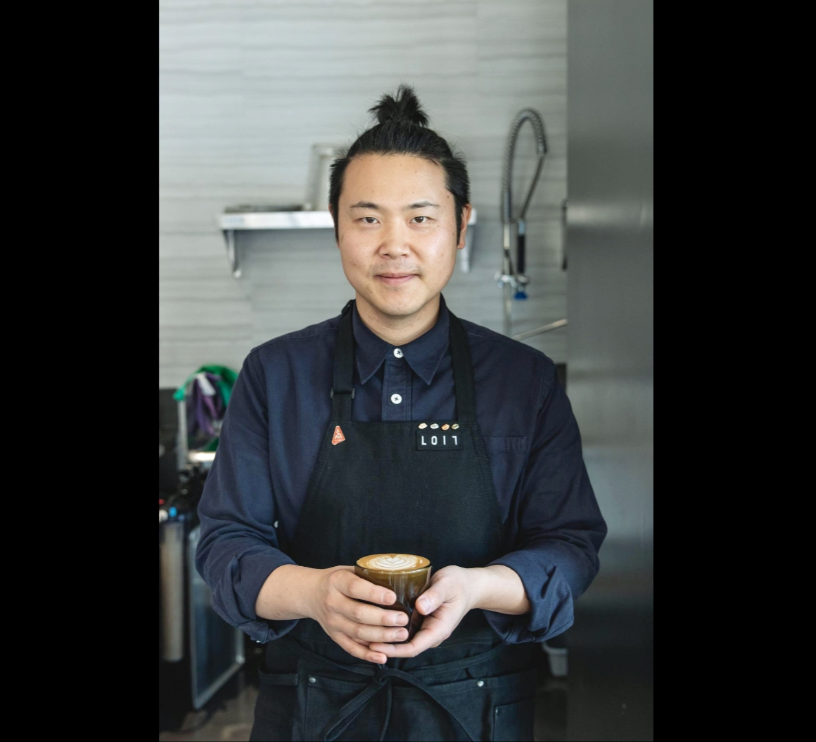 Hyoung Wuk (Luke) Jung   Loit Cafe – Los Angeles, CA