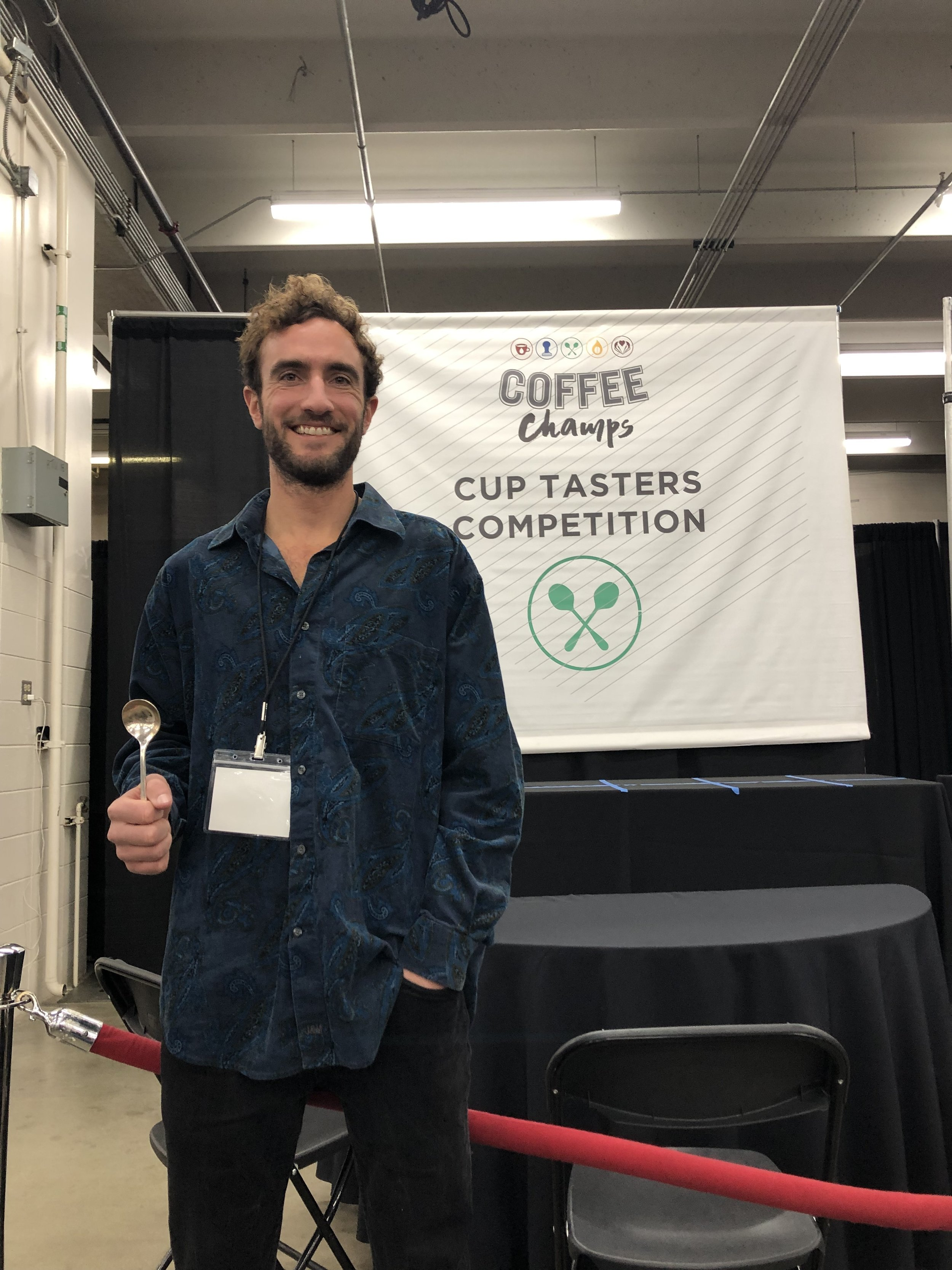 Scott MacBride   InterAmerican Coffee – San Diego, CA