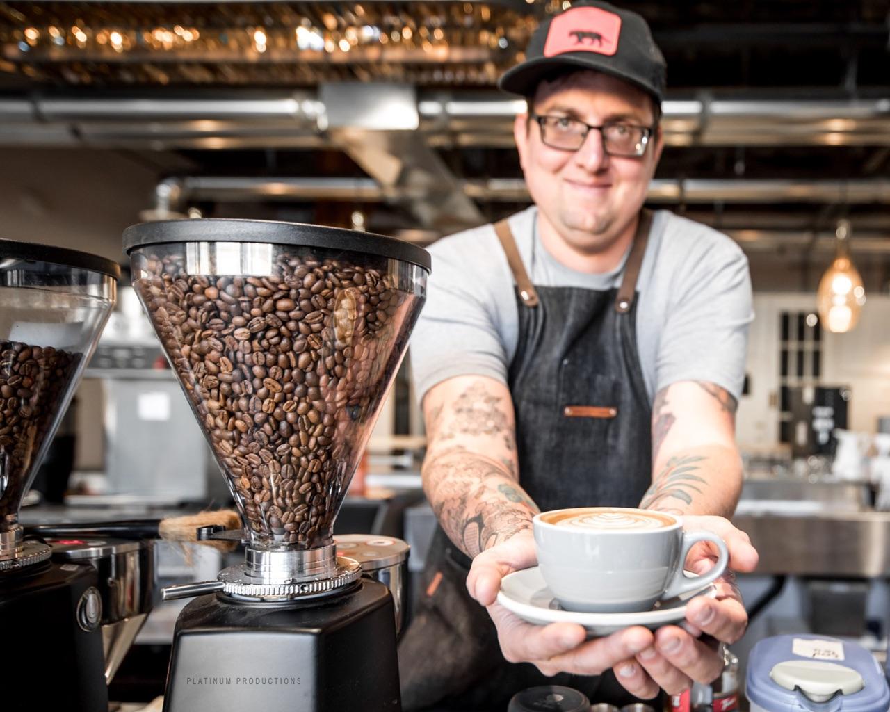 Sebastian Legner  Copper Door Coffee Roasters – Denver, CO