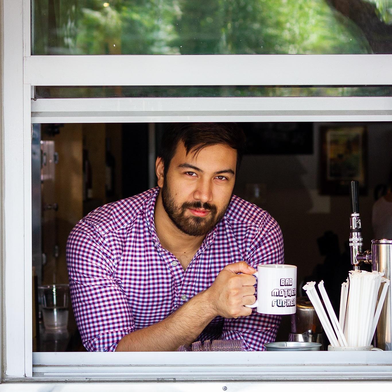 Ali Abderrahma   State Street Coffee/La Reunion –Dallas, TX