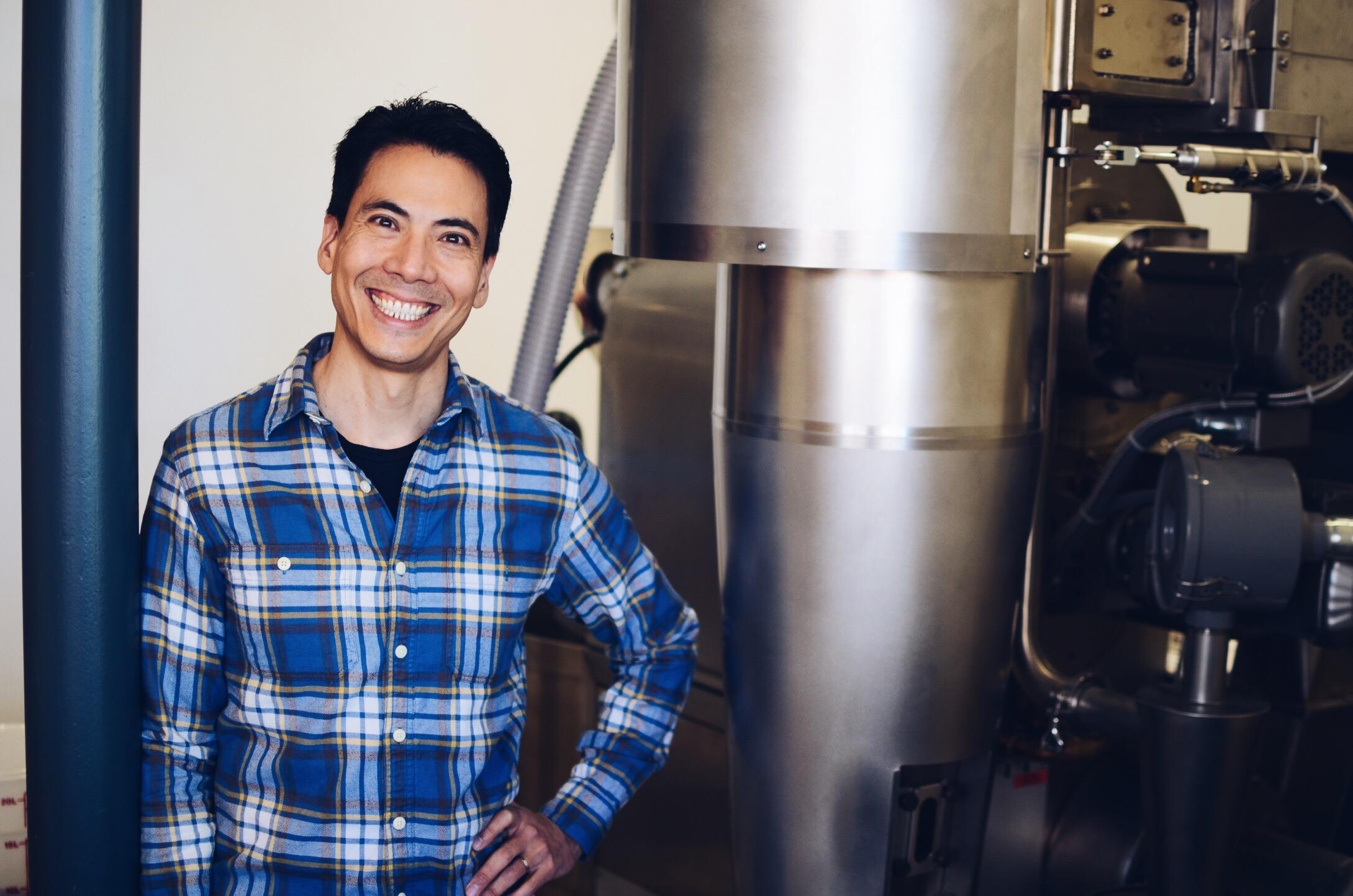Aaron MacDougall   Broadsheet Coffee Roasters– Cambridge, MA