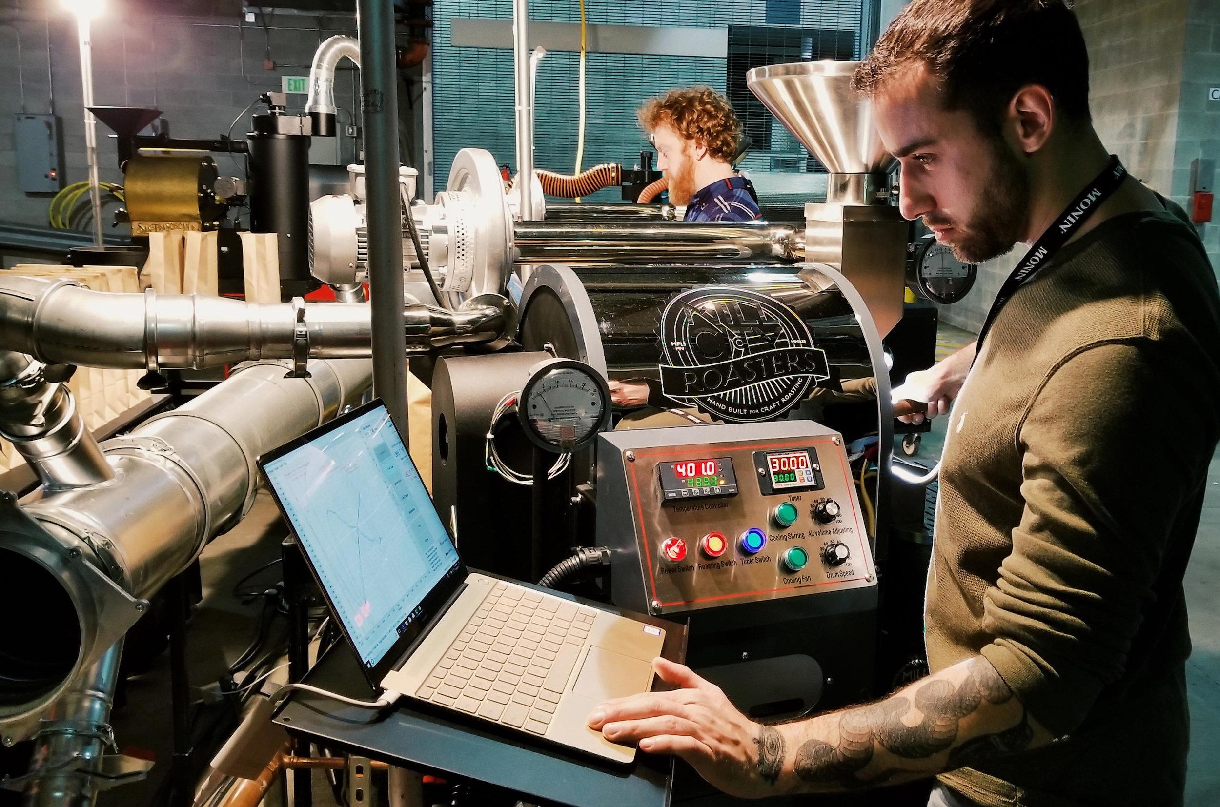Hugh Morretta   La Colombe Coffee Roasters – Philadelphia, PA